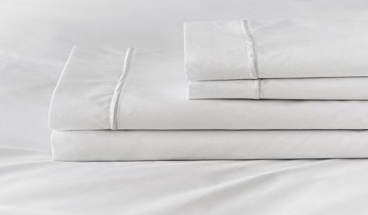 Superfine sheet set white