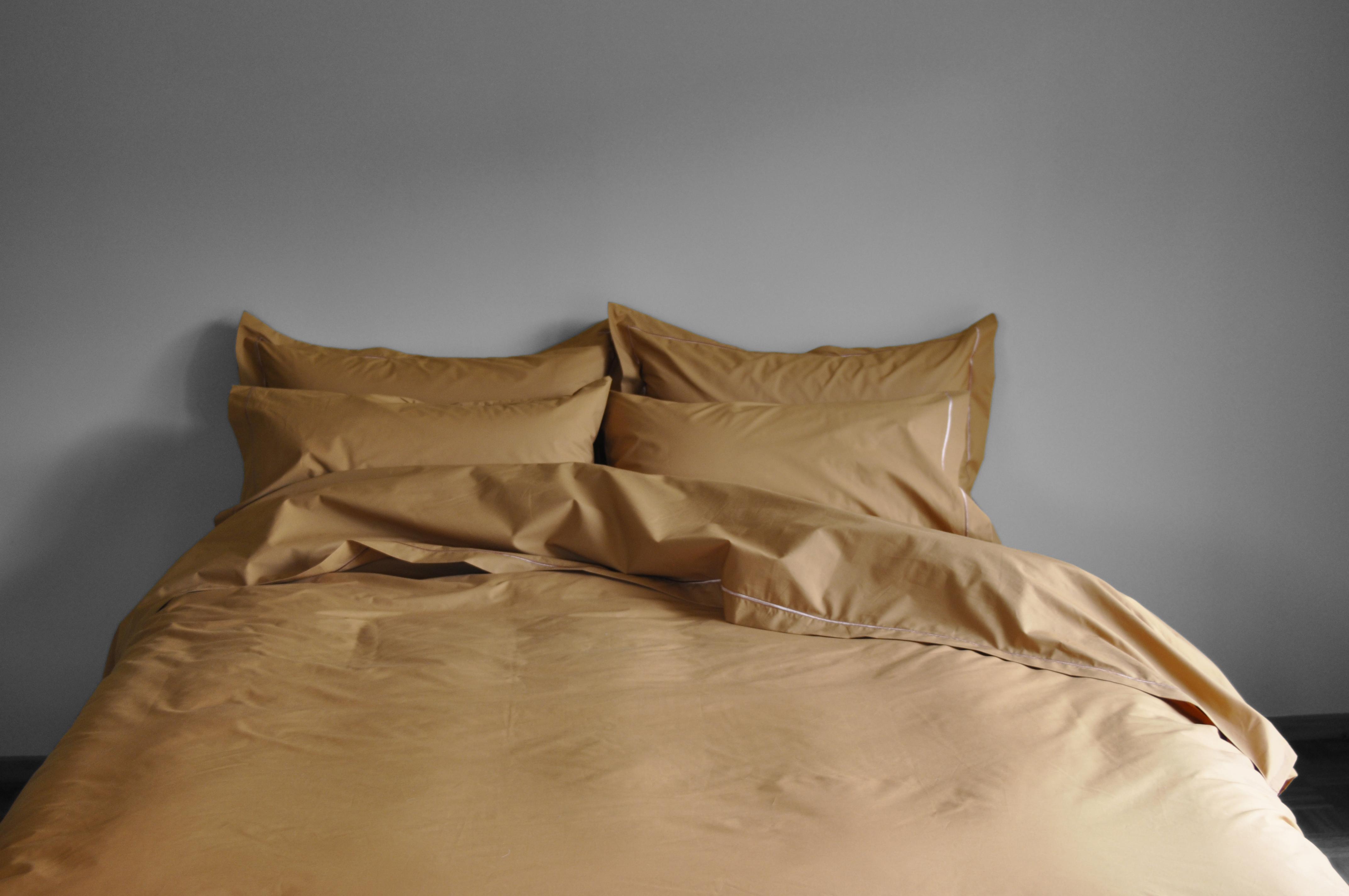 Rust Quilt Cover